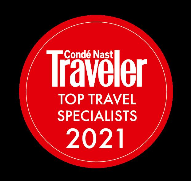 Conde Naste Travel Specialist 2021
